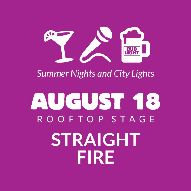 The debut performance of Straight Fire is happening TONIGHT at #aa5clt! Don't miss it! https://t.co/hLOKdz2Ni6