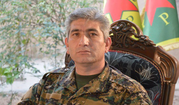 YPG Spox Xelil: Assad government sees victories against ISIS as its own defeat so attacking us with jets  and  heavy weapons