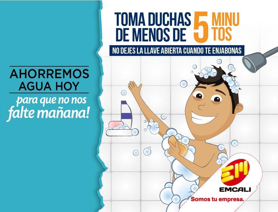 Emcali emcaliprensa cali colombia latest news for Llaves para duchas sodimac