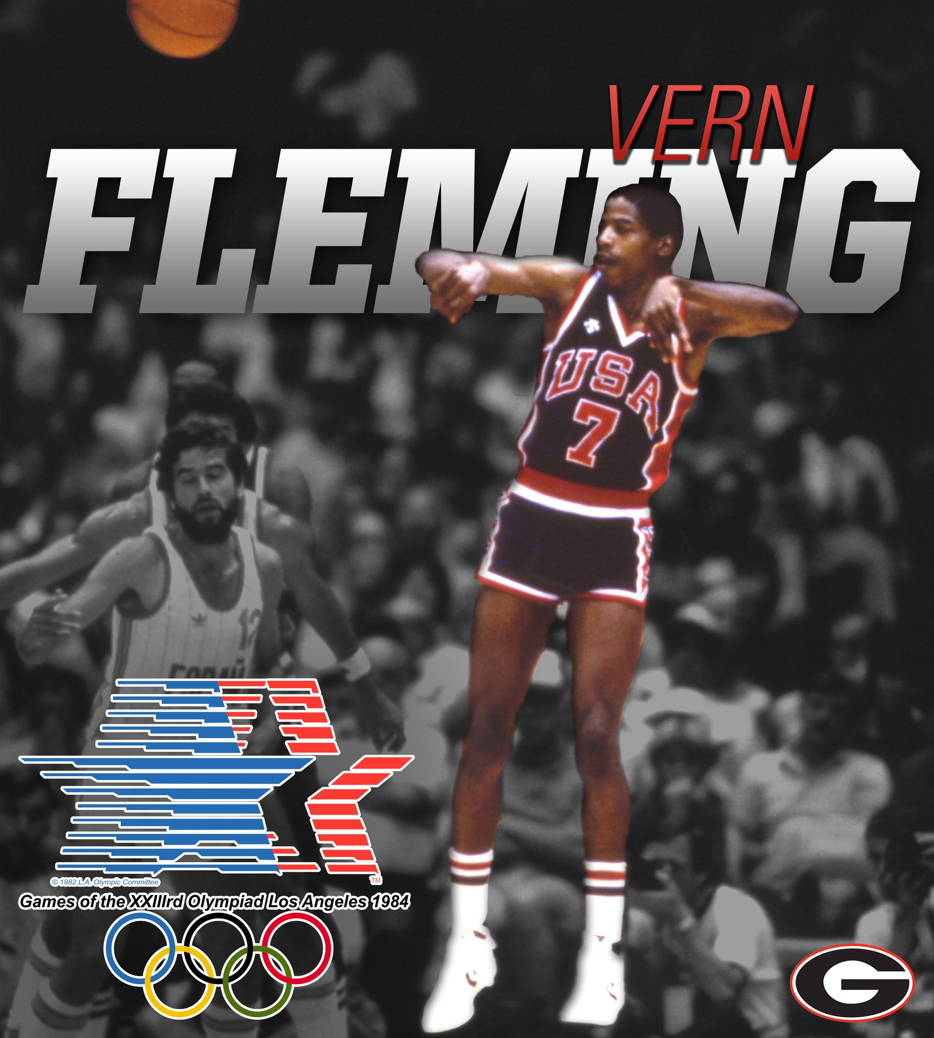 "Georgia Basketball on Twitter "" TBT to the 1984 Olympics when"