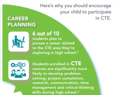Another piece of the puzzle! Discover the benefits of #CareerTechEd at https://t.co/ET9nOeiLgo https://t.co/VrsUkcTJ52
