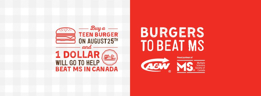 Hey Canada, on August 25 help make a difference.