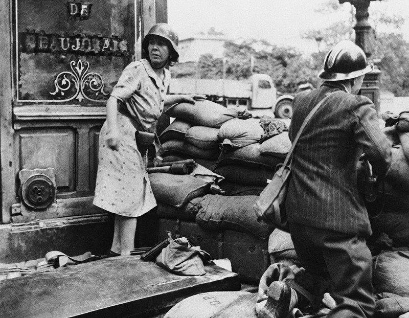 Thumbnail for L'insurrection libératrice parisienne d'aout 1944