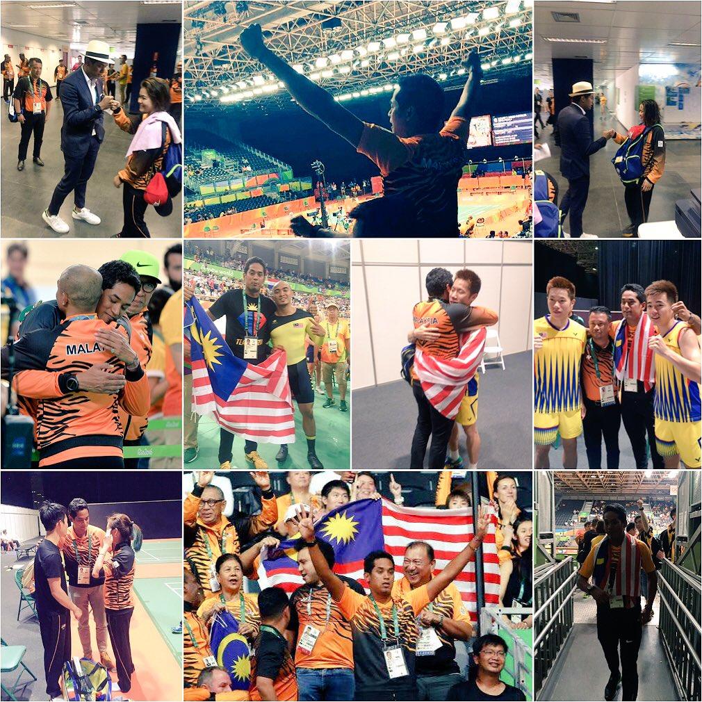 Olimpik terbaik dalam sejarah Malaysia.  More medals to come for