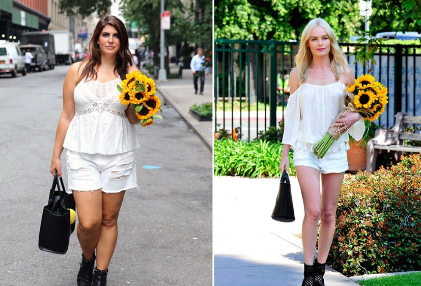 03edbcf381 blogger katie sturino of the 12ish style shows you how to steal celeb  outfits at every