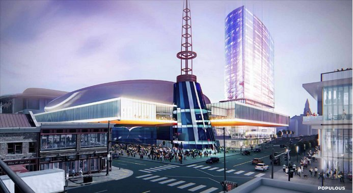 BREAKING NEWS  @PredsNHL unveil ambitious expansion plans for @BrdgstoneArena (slideshow)  https://t.co/q4Jv80S4JQ https://t.co/UtFBrQtOdW