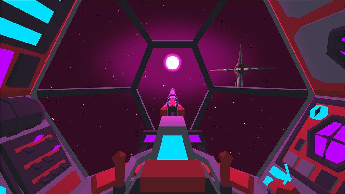 Morphite - Jogando dentro da nave