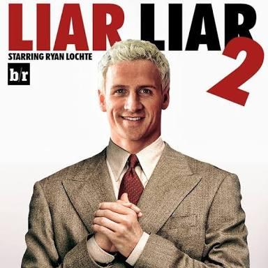 Hasil gambar untuk Ryan Lochte liar liar