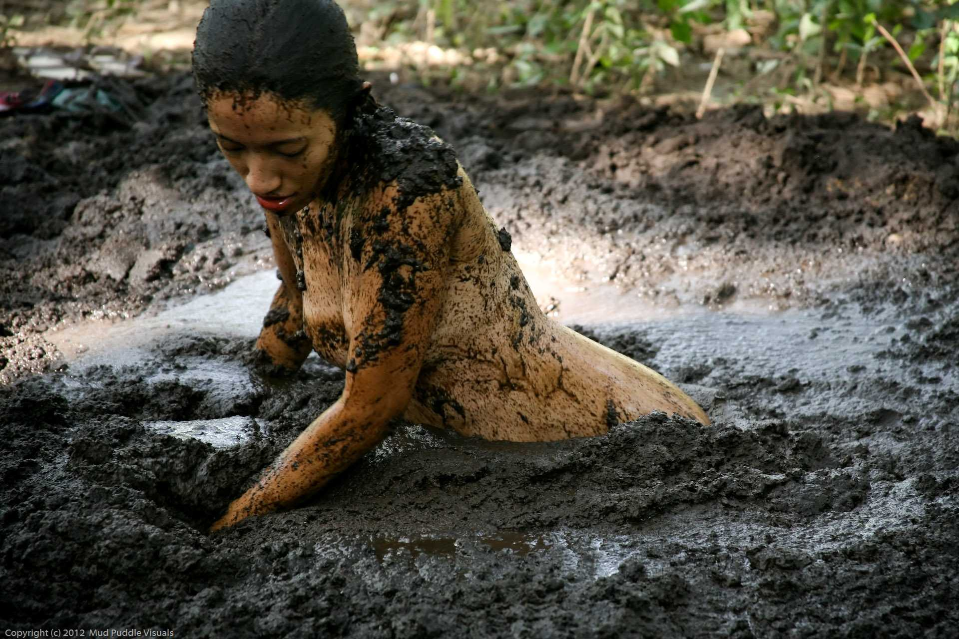 Mud Puddle Visuals on Twitter: Watch May Jump in All