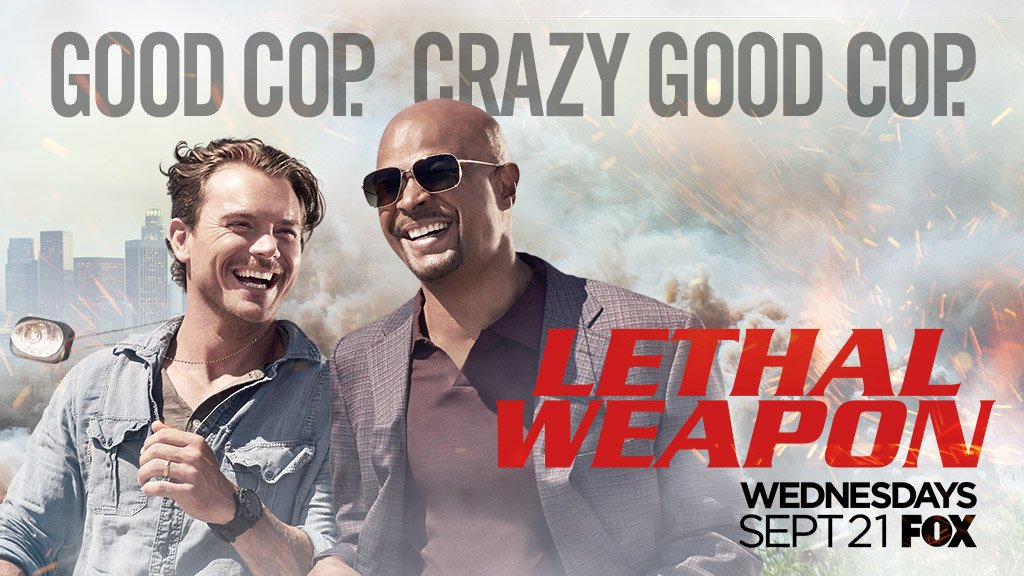 Image result for lethal weapon 2016
