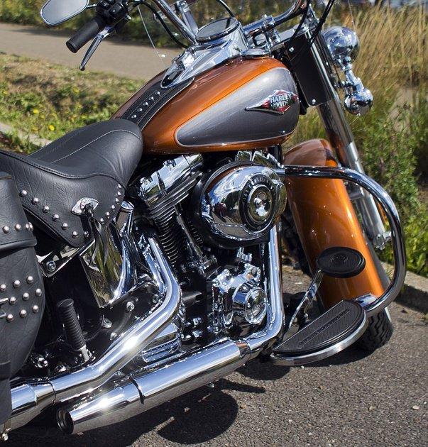 Harley davidson super Tuner manual