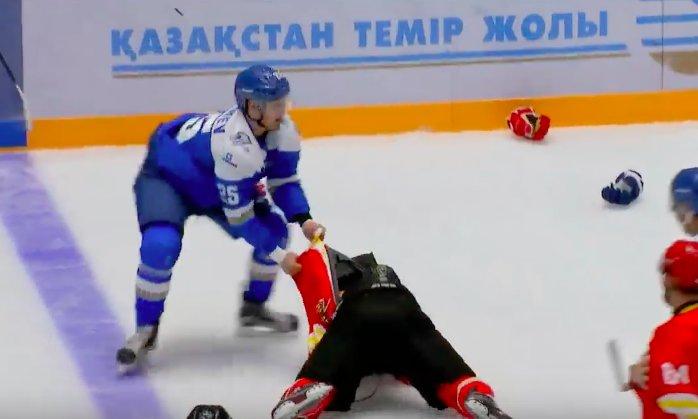 KHL gives Damir Ryspayev lifetime ban following preseason brawl -https://t.co/ShI7UEilSV @YahooSports https://t.co/3xk1u9Js73