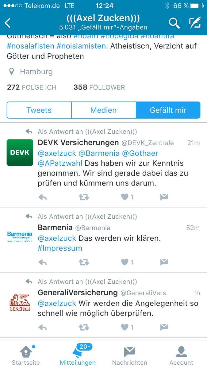 Andreas Patzwahl On Twitter Hier Die Lapidare Kündigung Man Hat