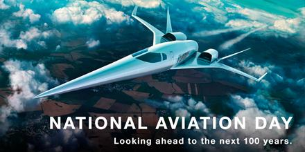 Aug. 19 is #NationalAviationDay! Celebrate the Wright brothers' legacy and the future of aerospace with us. #avgeek https://t.co/hjW6B9prZV