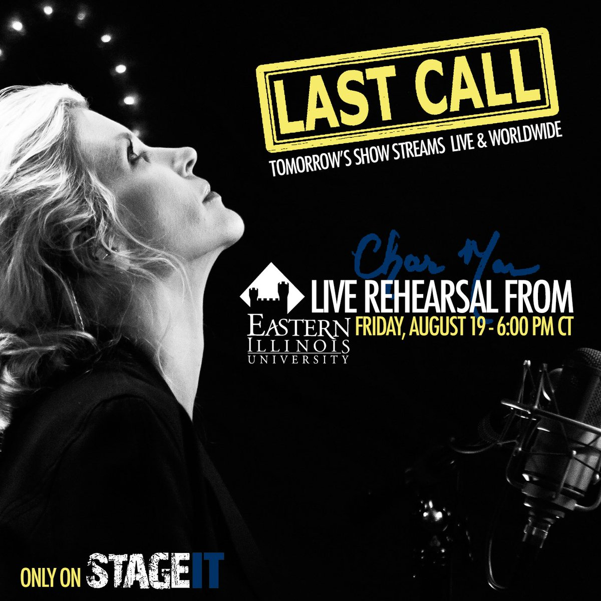 TOMORROW: Watch my live rehearsal from @eiu - anywhere in the world - https://t.co/9YnAxEJNwF #CharMarMusic2016 https://t.co/Wr4BkH5huW