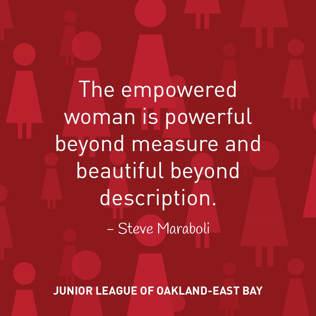 #empoweredwoman #JLOEB #juniorleague