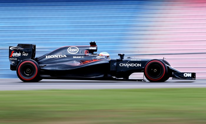 Big data: helping McLaren to find the right gear