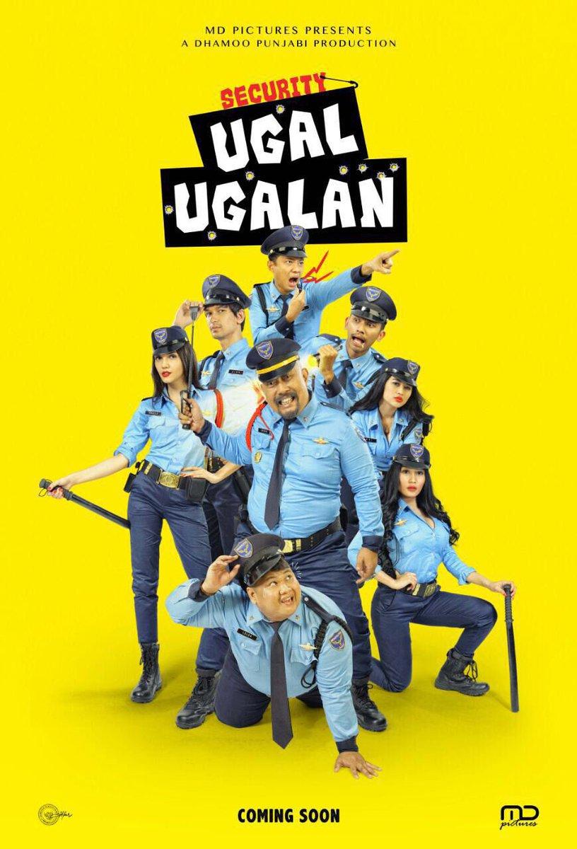 Nonton Security Ugal Ugalan (2017)