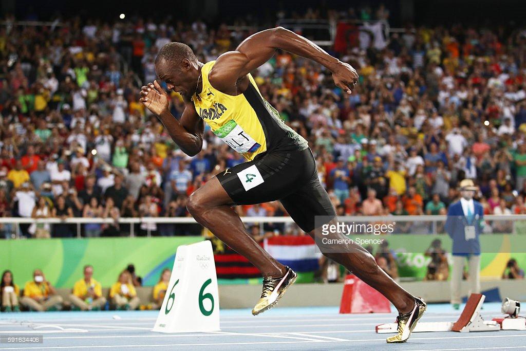 Immortality awaits. @UsainBolt 200m FINALS 8:30pm!  BE NEAR A SCREEN TO WATCH THE RACE! #Rio2016 #Jam #Jaminate #Ugo https://t.co/x31ifvG4o9