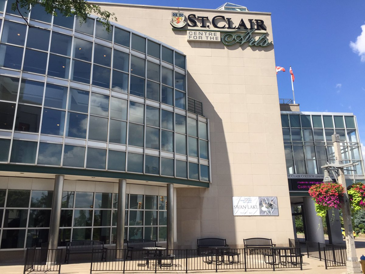 St Clair College On Twitter Here S Some Photos Of The St Clair College Centre For The Arts Campus In Downtown Windsor Https T Co Plezoczmui