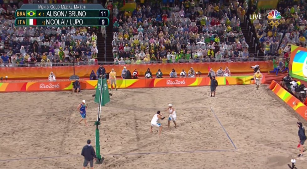 beachvolleyball stream
