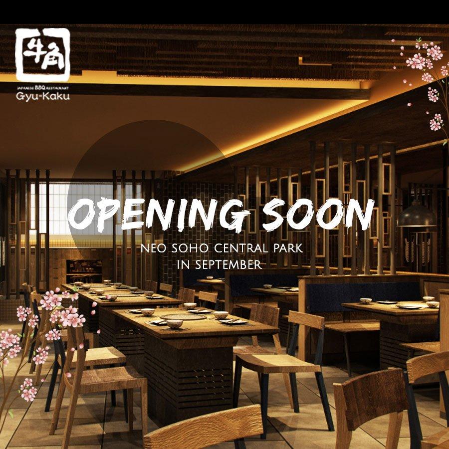 "Gyu-Kaku Indonesia On Twitter: ""Opening Soon In Early"