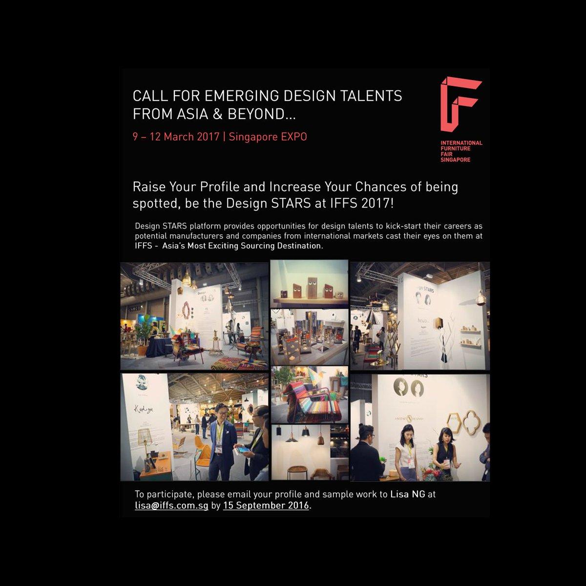 Iffs afs international furniture fair singapore with for Asean furniture