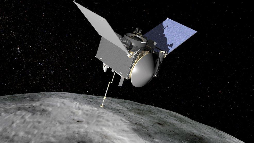 NASA Prepares to Launch First U.S. Asteroid Sample Return Mission nasa.gov/press-release/…