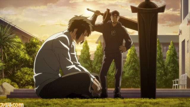 "Kamui Shiro On Twitter: ""Images BROTHERHOOD FINAL FANTASY"