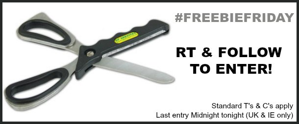 It's #freebiefriday RT & FOLLOW to enter and win this https://t.co/XSQcuCQ0qM https://t.co/xltPyLyYtb