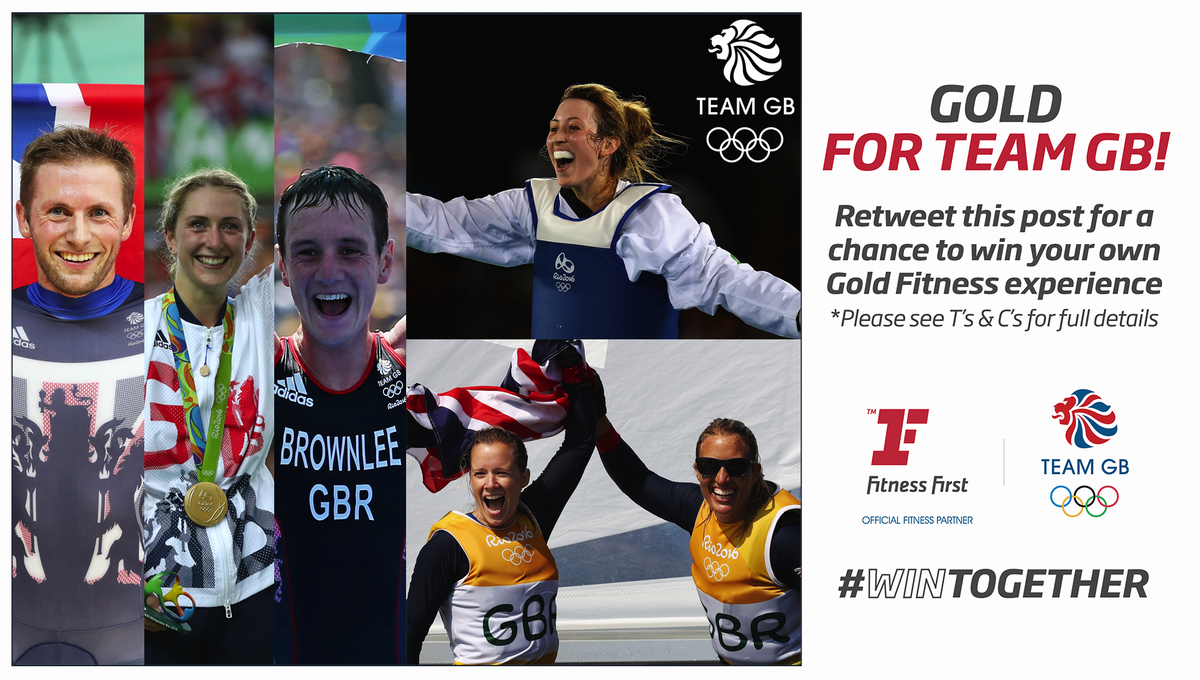 Gold Rush! It's @TeamGB's most successful medal haul overseas! RT to win #WinTogether https://t.co/0eFh61YaYk https://t.co/zIrzxvM2Gt