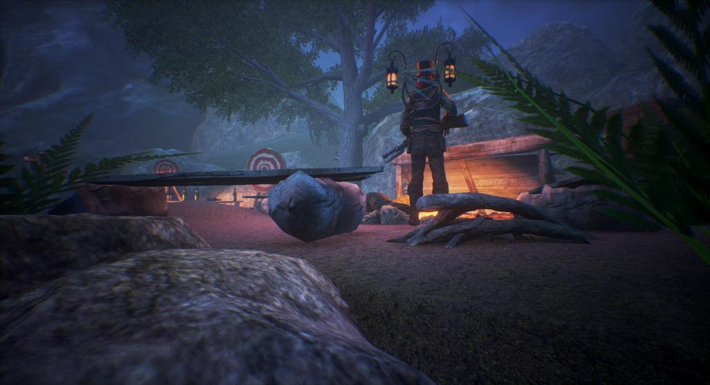 """Nocturnal Hunt on Twitter: """"Nocturnal Hunt now playable at ..."""