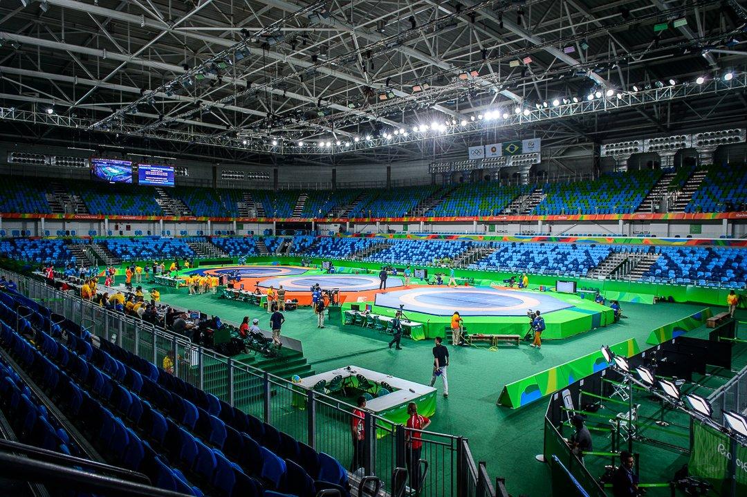 La lucha femenil cerró en Rio 2016 con Oro para Estados Unidos, Japón y Canadá 1