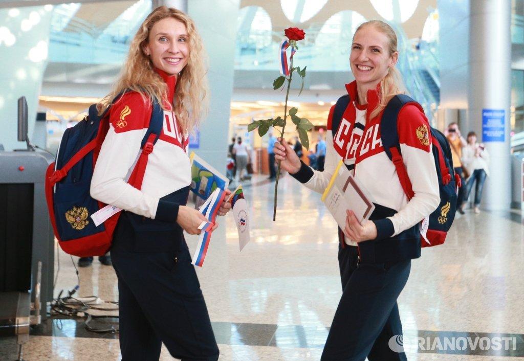 Олимпийские игры 2016-2 - Страница 9 CqO_aNGXEAAUbvv