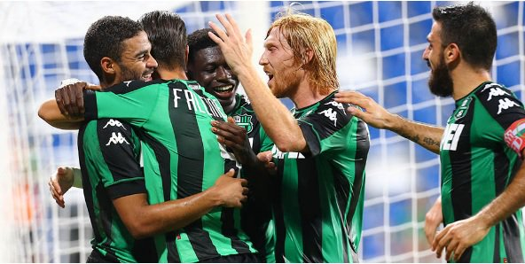 Dove vedere Stella Rossa SASSUOLO Streaming Rojadirecta e Diretta Now TV da Belgrado (Europa League 2016-17)