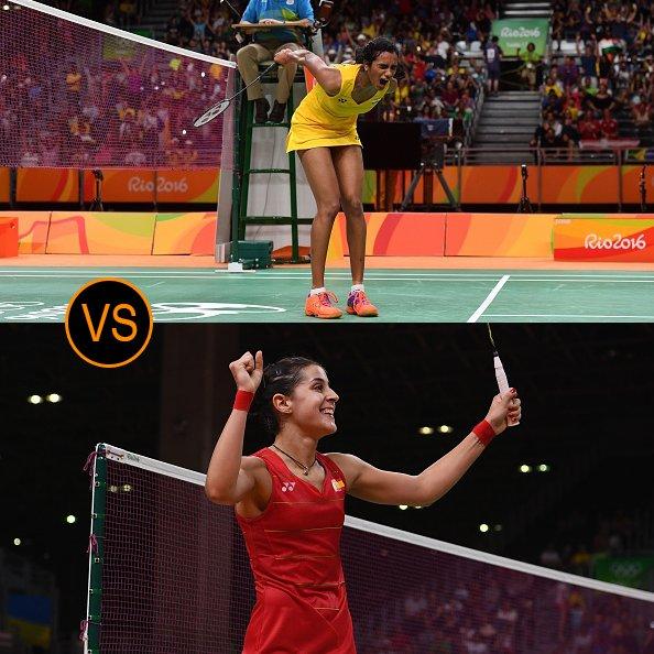 "Badminton Updates on Twitter: ""Womens Singles Final - P V ..."
