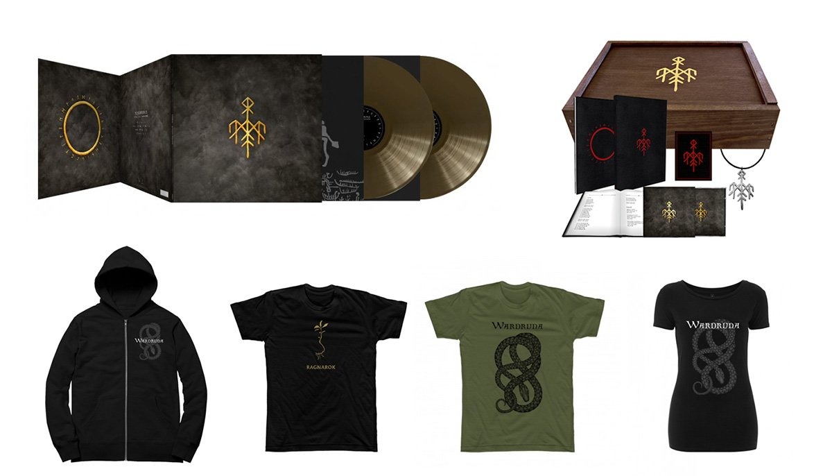 Ragnarok + new merch available for preorder. EU store http://bit.ly/2bHuc1l or US store http://bit.ly/2bCIXj9
