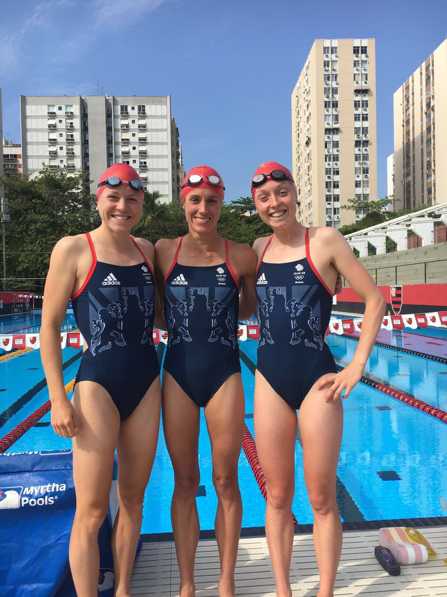 Tomorrow at 11am Rio, UK 3pm, it's finally time! Women's Olympic #triathlon #TeamGB @NonStanford @VixHolland https://t.co/AR49CqcH4c