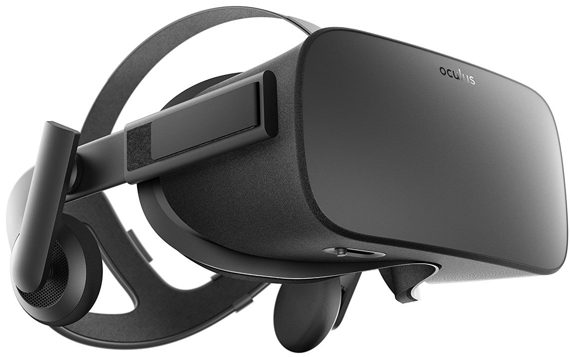 Thumbnail for Oculus Rift VR headset