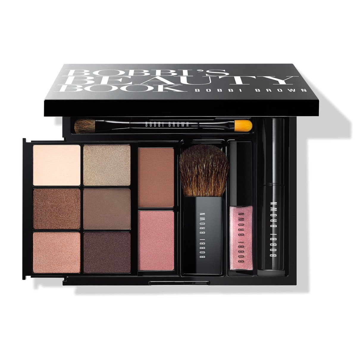 Bobbibrown Cosmetics On Twitter One Palette Endless Combinations Meet Bobbi S Beauty Book Now Exclusively At Nordstrom Https T Co Enthkytowo