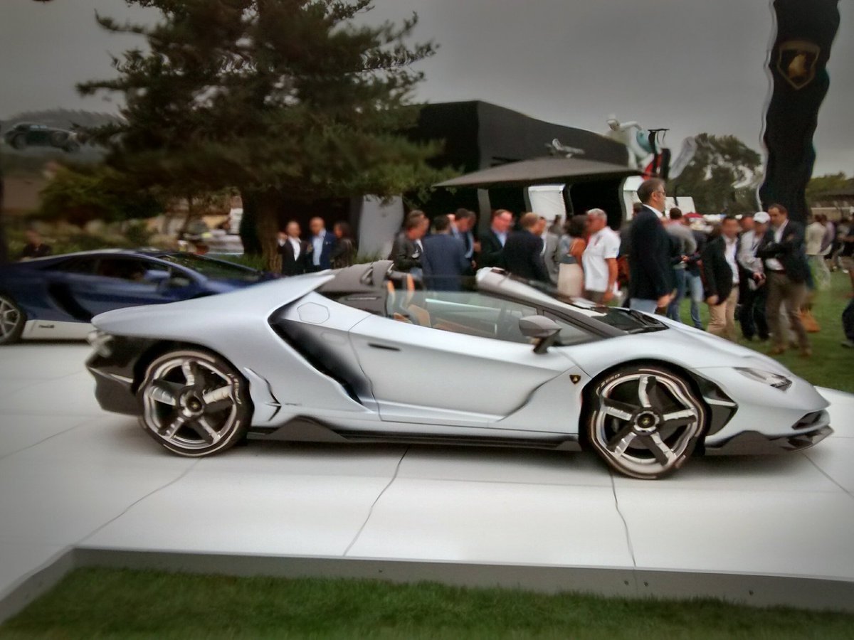 Car And Driver On Twitter Totally Topless Lamborghini Centenario