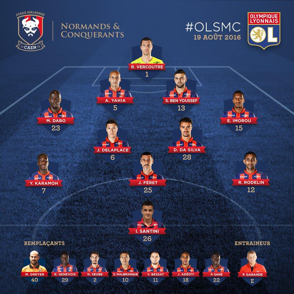 [2e journée de L1] O Lyon 2-0 SM Caen  CqPdIEAWYAApUsN