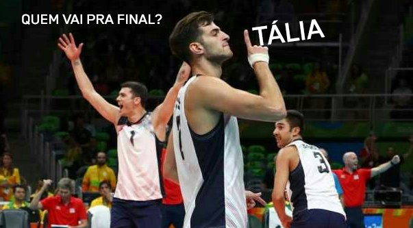 KKKKKKKKKKKKKKK BYE TROUXA #shutuprussel  Itália x EUA #ITA #USA #Voleibol #Rio2016 https://t.co/YBMQPy8TNt