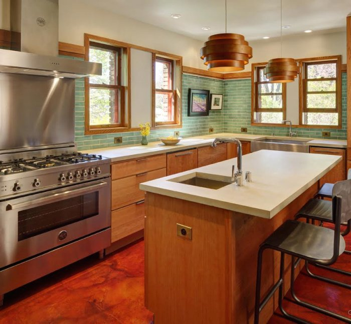 Unique countertops have their appeal. Here's the pros and cons to consider: https://t.co/NuHMWutifu https://t.co/ltYgaFRZ6X