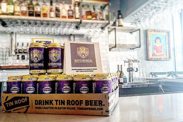 Tin Roof Brewing Co Tinroofbeer Twitter