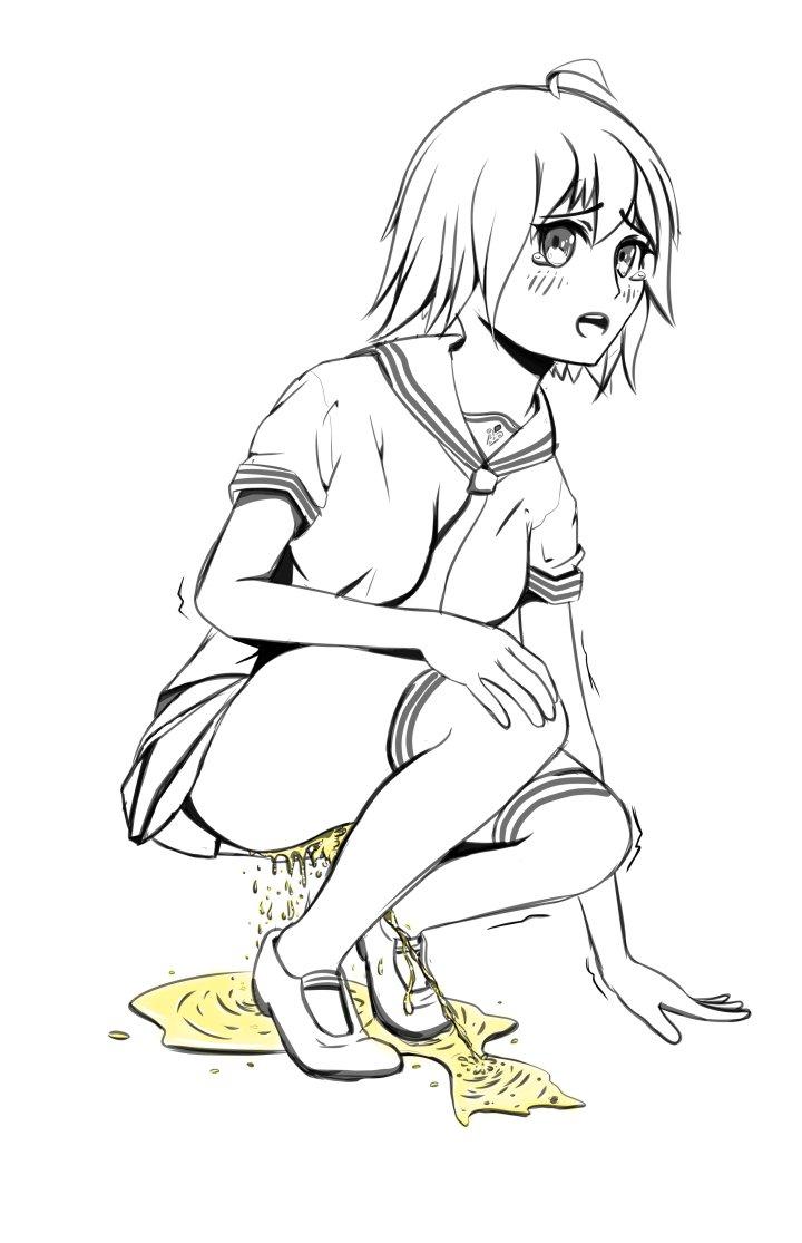 Omarashi