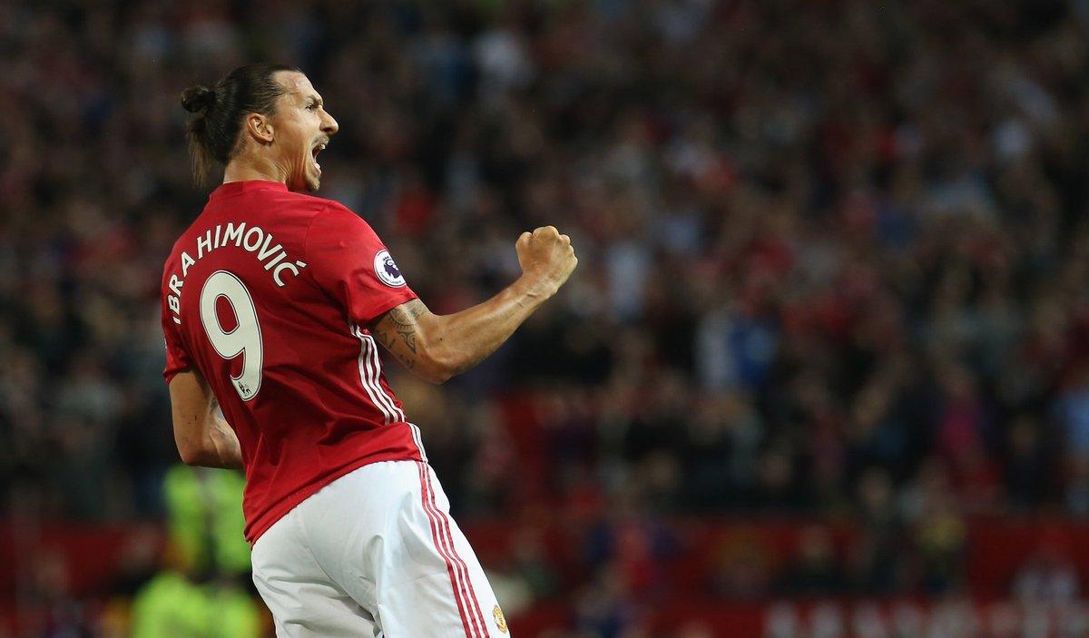 بثنائية زلاتان … مانشستر يونايتد يحقق ثاني انتصاراته في الدوري الإنجليزي (فيديو)