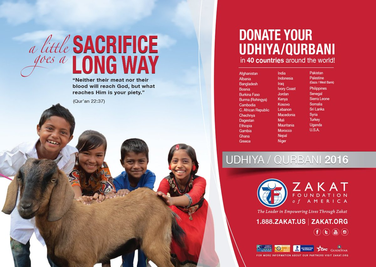 Zakat Foundation (@ZakatUS) | Twitter