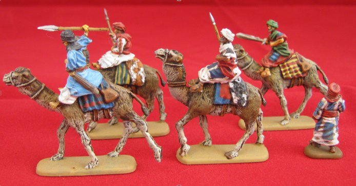 HAT TAAISHI CAMELRY 1:72 HAT8250