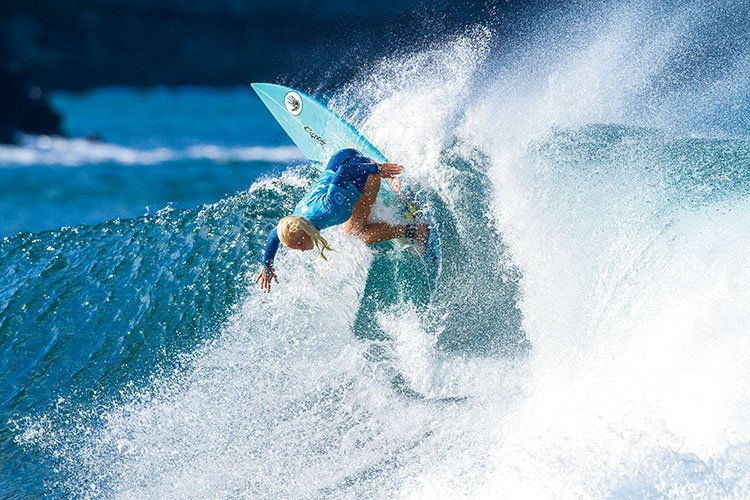 La brasiliana Tatiana tra le bellezze del Surf: meglio di Holly Daze Coffey?